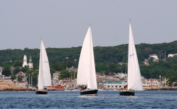 Rockport Navy Weekend