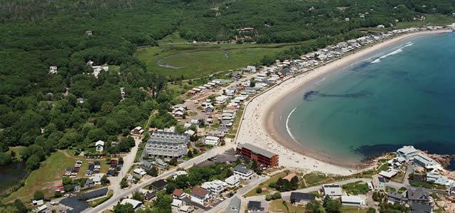 Long beach in rockport near gloucester ma for Cape ann motor inn gloucester mass