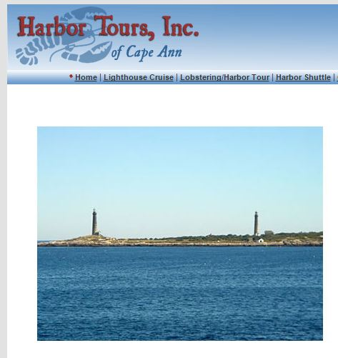 Cape Ann Harbor Tours