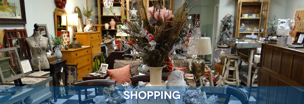 shopping on cape ann