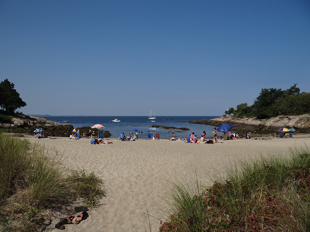 Plum Cove Beach Gloucester