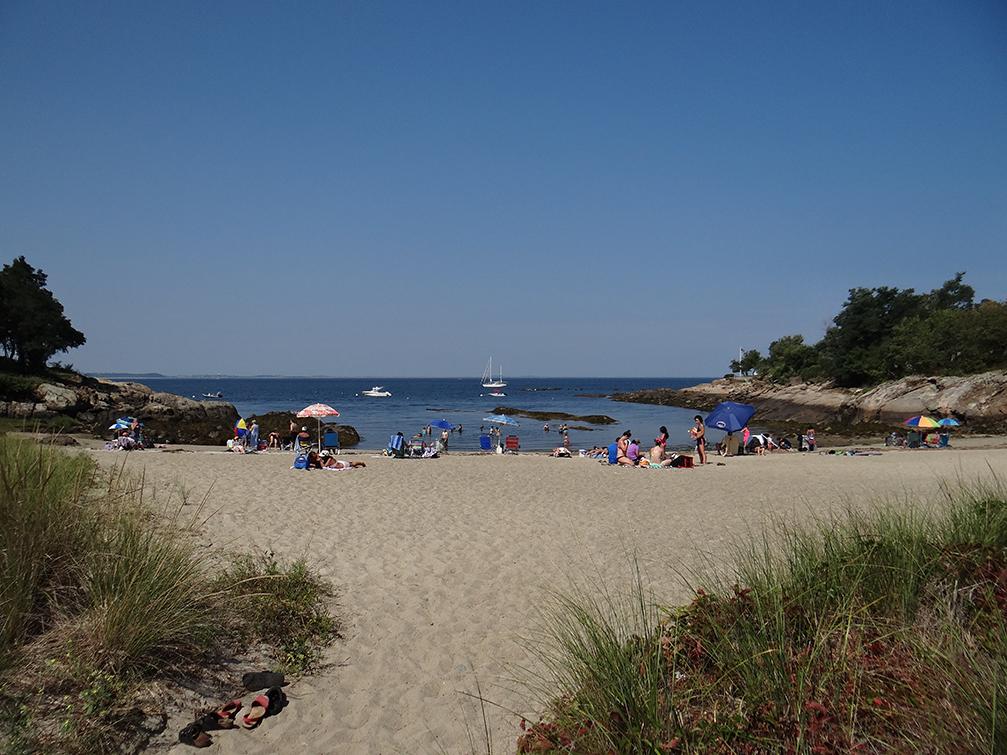 Plum Cove Beach Gloucester