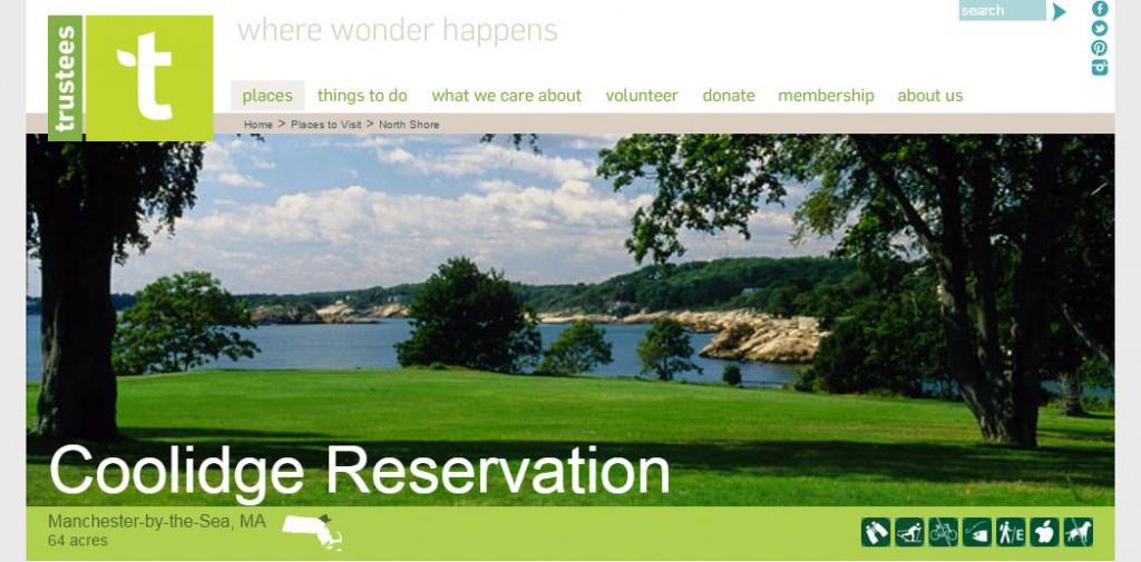 Coolidge Reservation