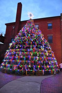 Gloucester Lobster Pot Tree
