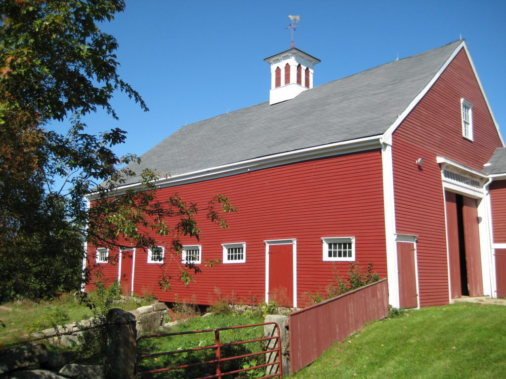 Cogswell grant essex museums and historical attractions for New england barns for sale