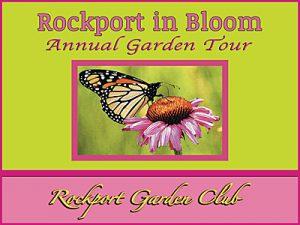 Rockport Garden Tour