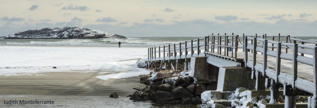 Good Harbor Beach Winter
