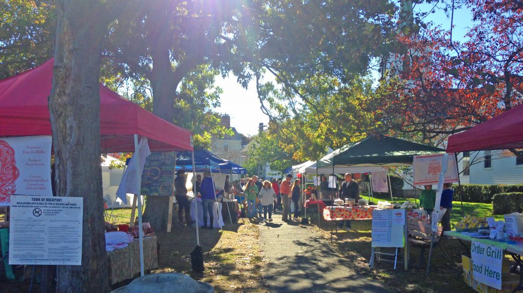 Rockport HarvestFest